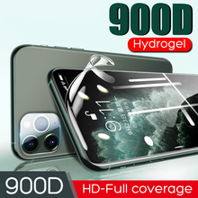 900D Hydrogel Film Screen Protector For iPhone 7 8 Plus 6 6s