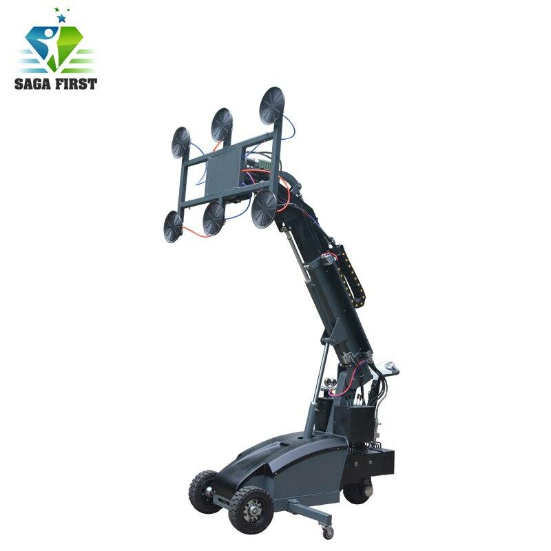 Chinese SINO Hydraulic Glass Vacuum Lifter