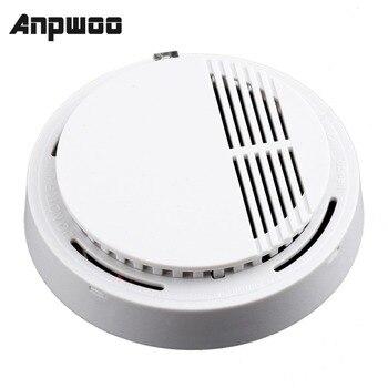 Дымовой детектор, комбинация дымовой сигнализации, система домашней безопасности, пожарные комбинации, дымовая сигнализация, противопожар...