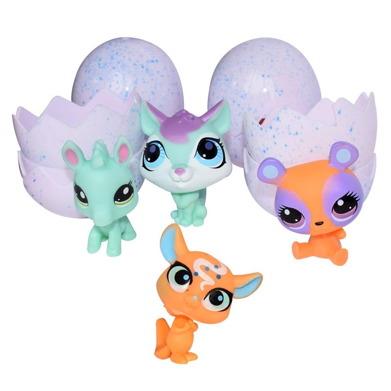 Surprise Animals Magic Surprise Eggs Surprise Pet Fun Eggs Kids Toys Animals Toys Color 1pcs Random Figures