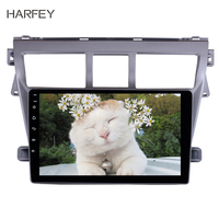 Harfey Android 8.1 Radio for 2007 2012 Toyota VIOS Support TPM DVR Bluetooth USB 3G WiFi Remote Control GPS Navigation System 9