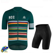 Rapha Men's Cycling Jersey Set 2020 Gobike High Quality Summer Cycling Clothing Set Racing Sport Bicycle Jerseys Bike Uniform(China)