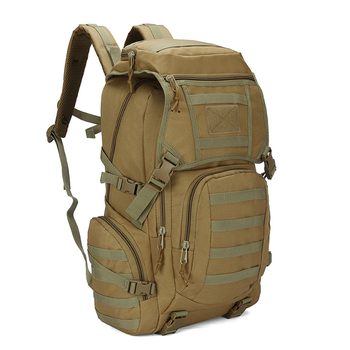 50L Tactical Military Backpack Hiking Camping  Mountaineering Rucksack Outdoor Waterproof Sports Backpack Tactical Molle Pack