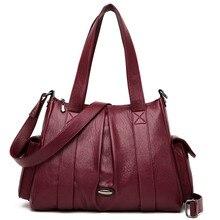Miękka skóra Crossbody torby na ramię dla kobiety na co dzień duża pojemność torba na drobiazgi luksusowe torebki kobiet torby designerski top uchwyt torba