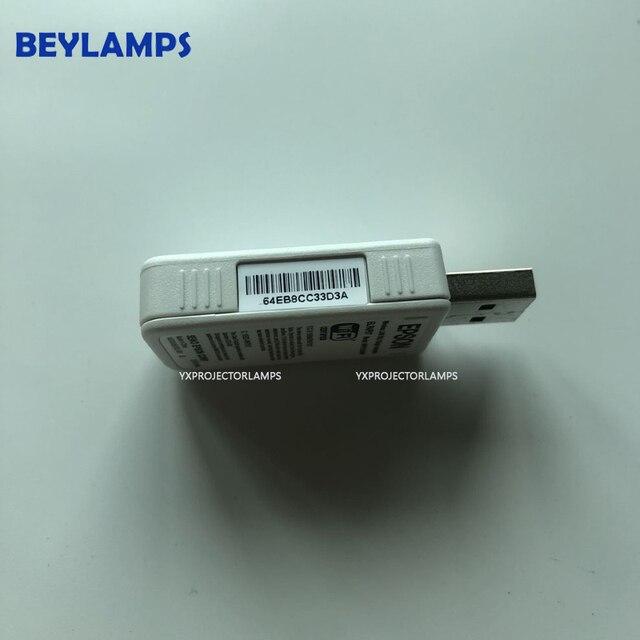 Projectors Wireless For EPSON WIRELESS WIFI USB LAN ADAPTER ELPAP07 V12H418P12 WN7512BEP 802.11B/G/N F/S Fit To Projectors