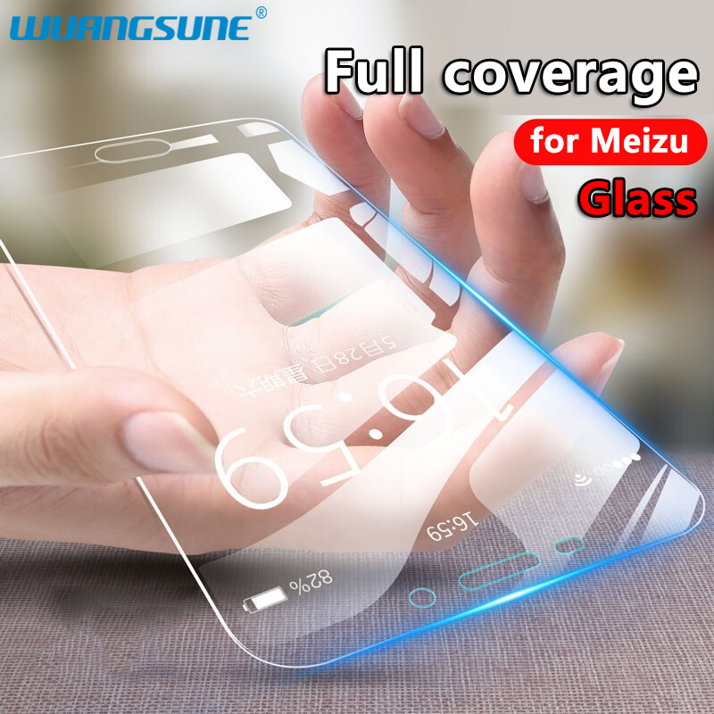 For Meizu M2 M3 M5 M6 M8 M9 Note Tempered Glass Film 5.5inches 9H Explosion-proof Screen Protector Film Smart Phone Protect