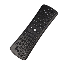 T6 Air Mouse 6-Axis 2.4Ghz Wireless Gyroscope Mini Keyboard For Pc/Android Smart Tv Box/Windows Remote Control Without Battery B цены онлайн