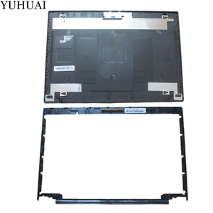 New FOR Lenovo Thinkpad T440 T450 LCD top cover case AP0SR000400 /LCD Bezel Cover AP0SR000500 No-touch