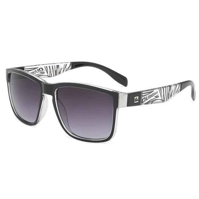 Gafas de sol cuadradas clásicas para hombre y mujer, lentes de sol coloridas para deportes al aire libre, playa, pesca, viajes, UV400 5