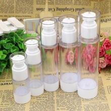 1 шт., вакуумные Бутылочки для жидкости для лосьона