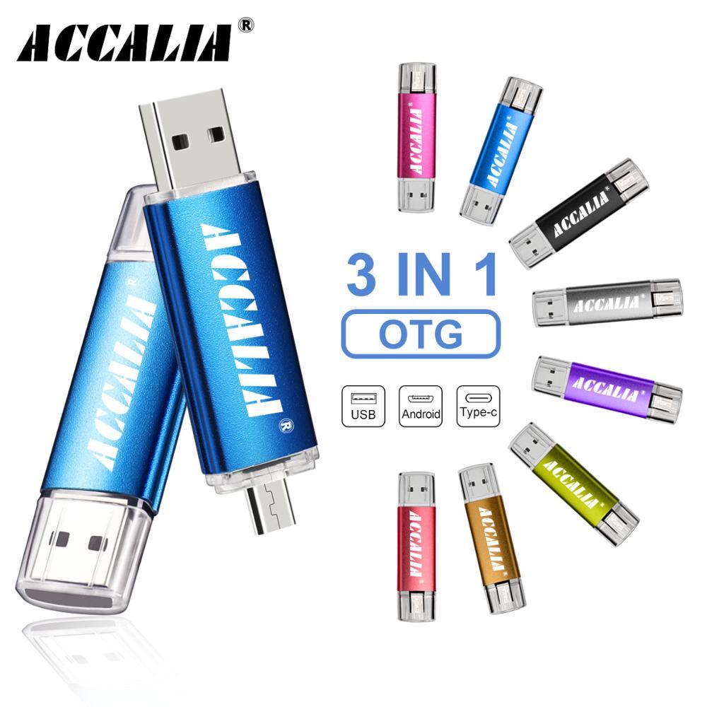 Mini Type C Pen Drive 64GB 32GB Cle Usb Flash Drive 128GB High Speed Pendrive 16GB 8GB Flash Usb Memory OTG Usb Stick Chiavetta