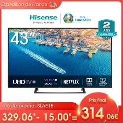 Hisense H43B7300 UHD 4K Smart TV 43'