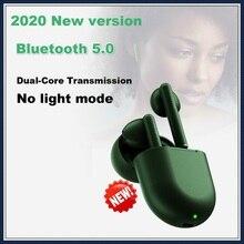 Auricolari Whizzer B7 наушники TWS originali controllo vocale Wireless Bluetooth 5.0 riduzione del rumore Tap control блютуз наушники