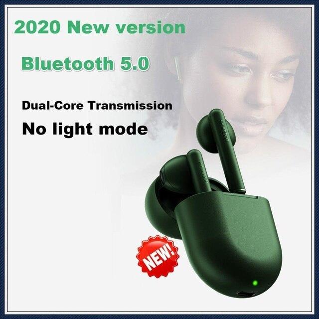 원래 Whizzer B7 наушники TWS 이어폰 무선 음성 제어 블루투스 5.0 소음 감소 탭 제어 блютуз наушники