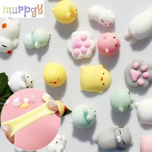 2021 Fidget Toys Squishy Soft Toy Cute Animal Antistress Pop it Slow Rising Relief Toys Relax Pressure Gift Ball Abreact Sticky cheap MURPGY CN(Origin) Squishy Anti-stress DON T EAT Birth~24 Months 8~13 Years 14 Years Up 2-4 Years 5-7 Years Grownups Animals Nature