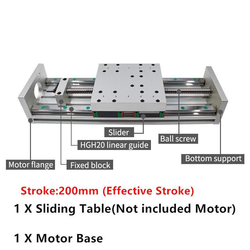 30CM MGN12 Mini Linear Guide Rail Sliding Rails+Block Set Silver