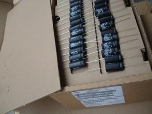 Image 3 - 10PCS חדש EPCOS B43698 500V 10UF 550V 10UF 14X30MM B43698S6106Q קופסא מקורית צירי מסונן צימוד אלקטרוליטי קבלים