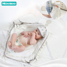 Medoboo Baby Sleeping Bag Swaddle In the Hospital Newborns Envelope for Discharge Stroller Diaper Cocoon Sleepsack