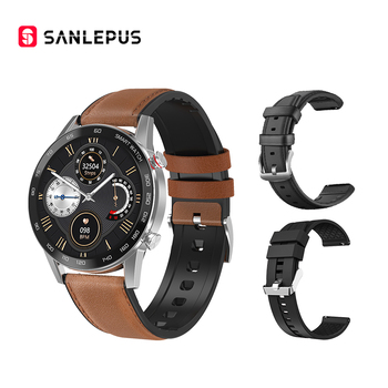 2020 SANLEPUS ECG Smart Watch Bluetooth Call Smartwatch Men Women Sport Fitness Bracelet Clock For Android Apple Xiaomi Huawei 17