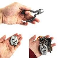 Genuine Swiss tecnologia Tecnologia Suíça 9 em 1 dobrável Mini alicates de aço inoxidável  ao ar livre ferramentas EDC Faca Chave de Fenda Saw Survival|Ferram. atividade ar livre| |  -