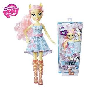 Image 4 - Zabawki My little pony Equestria Girls Rainbow move Twilight figurki klasyczne na prezent urodzinowy dla dziecka dziewczyna Bonecas