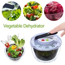 Dehydrator-Basket Salad-Tool Kitchen Vegetable Fruit-Drain Shake Multifunctional