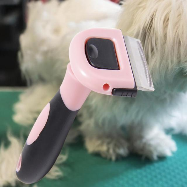 Dog Hair Remover Brush  2