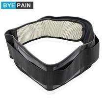 BYEPAIN Tourmaline Self-heating Magnetic Therapy Waist Support Belt Lumbar