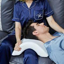 Хлопковая Подушка с эффектом памяти, медленное восстановление свода рук, шеи, спины, сна, подушка, забота о здоровье