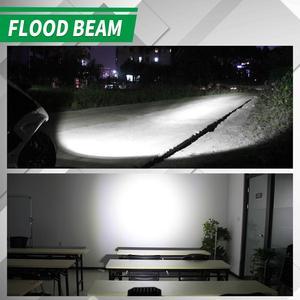 """Image 5 - CO LIGHT 12D Car Led Work Light Bar 4"""" 96W Spot Flood Beam LED Work Lamp for Motocycle Niva SUV Trucks Boat 4x4 Led Bar 12V 24V"""