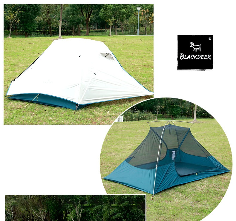 Camping & Hiking Tent for 2 Person Waterproof UV-resistant Outdoor Camp By Horizon Care