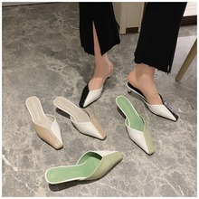 Women Sandals Shoes Woman Slippers Mules Shoes