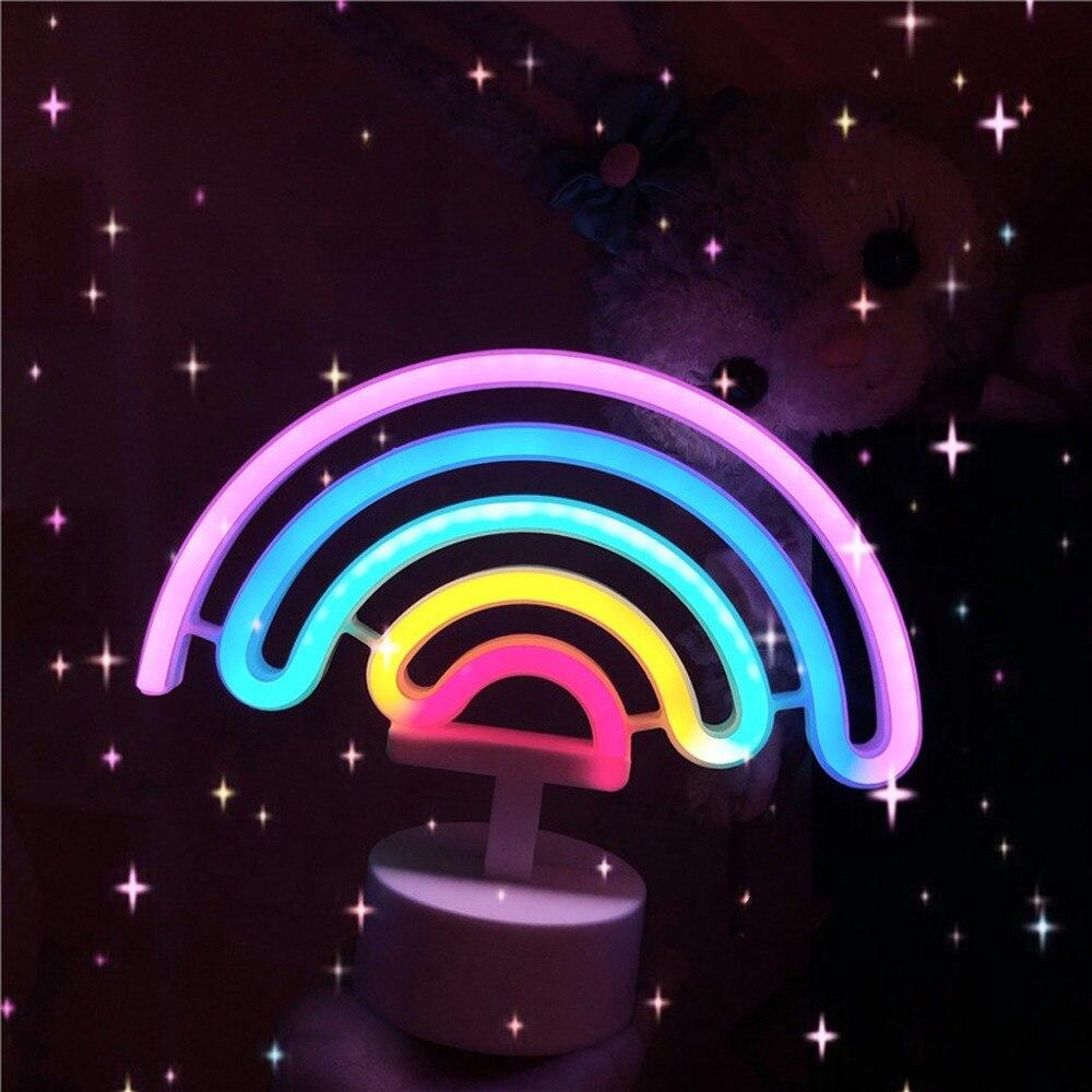 Rainbow lamp tube (10)