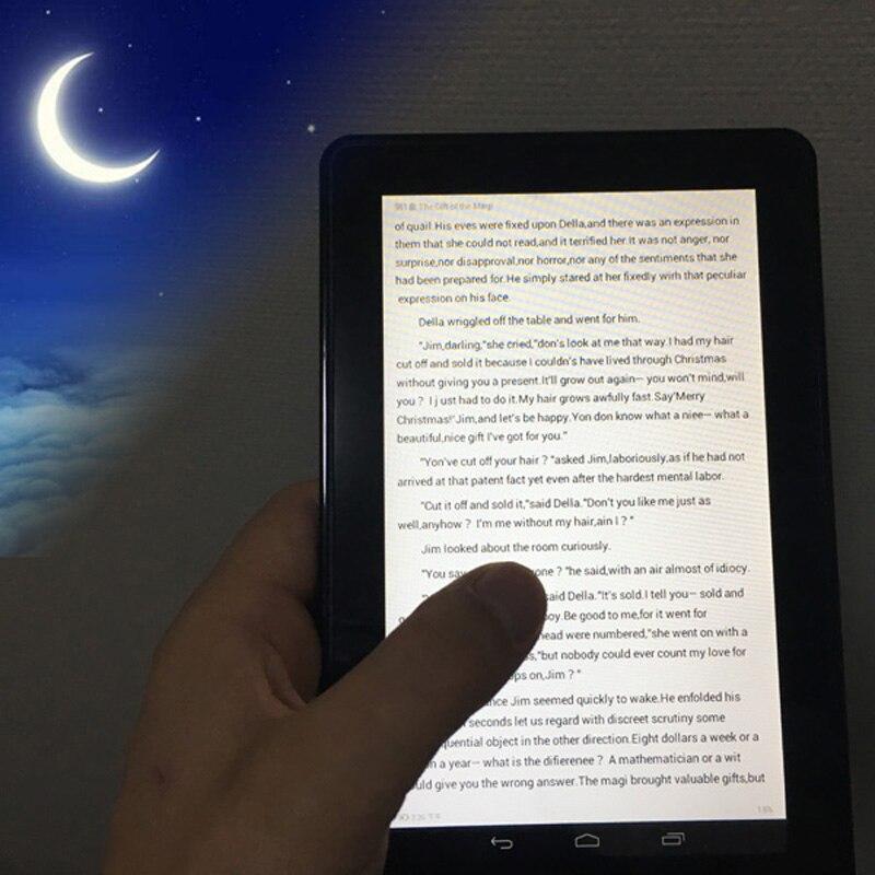 Multi-função android leitor de e-book wifi suporte digitl vídeo player de exibição de fábrica protótipo vendido a preços baixos