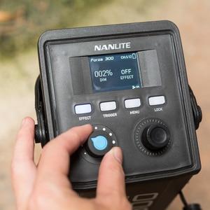 Image 5 - NANLITE Forza 60W 300W Photography light Outdoor 5600K LED Monolight COB Light with bowens mount Studio Flash Strobe Light