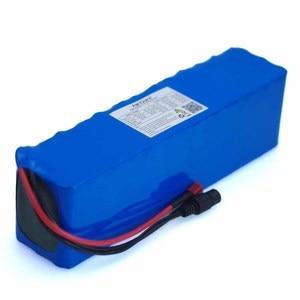 Image 2 - 48V 7.8ah 13s3p haute puissance 7800mAh 18650 batterie véhicule électrique moto électrique bricolage batterie BMS Protection + 2A chargeur