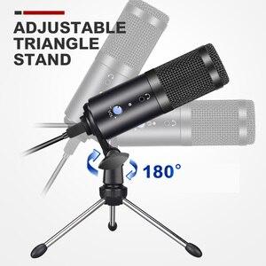 Image 2 - USB микрофон GGMM F1 для ноутбука, Mac, Youtube