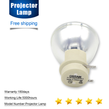 P VIP 240/0.8 E20.8 לחלוטין חדש מקרן מנורת הנורה Osram 180 ימים אחריות p vip 240 0.8 e20.8
