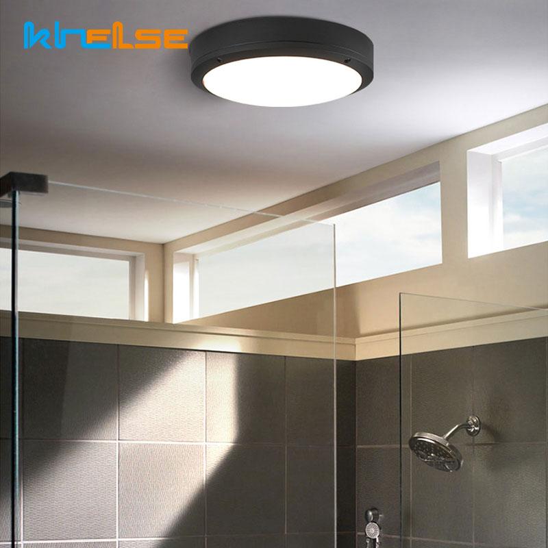Waterproof Outdoor Lighting Bathroom