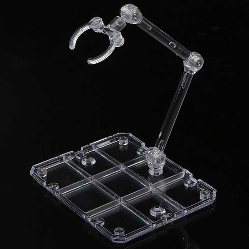 1Set Action Figure Base Geschikt Display Stand Beugel Voor Hg 1/144 Cinema Game