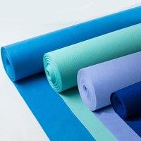 Tapis bleu coureur tapis allée tapis coureur intérieur extérieur mariages fête épaisseur: 2 mm Tapis Maison & Animalerie -