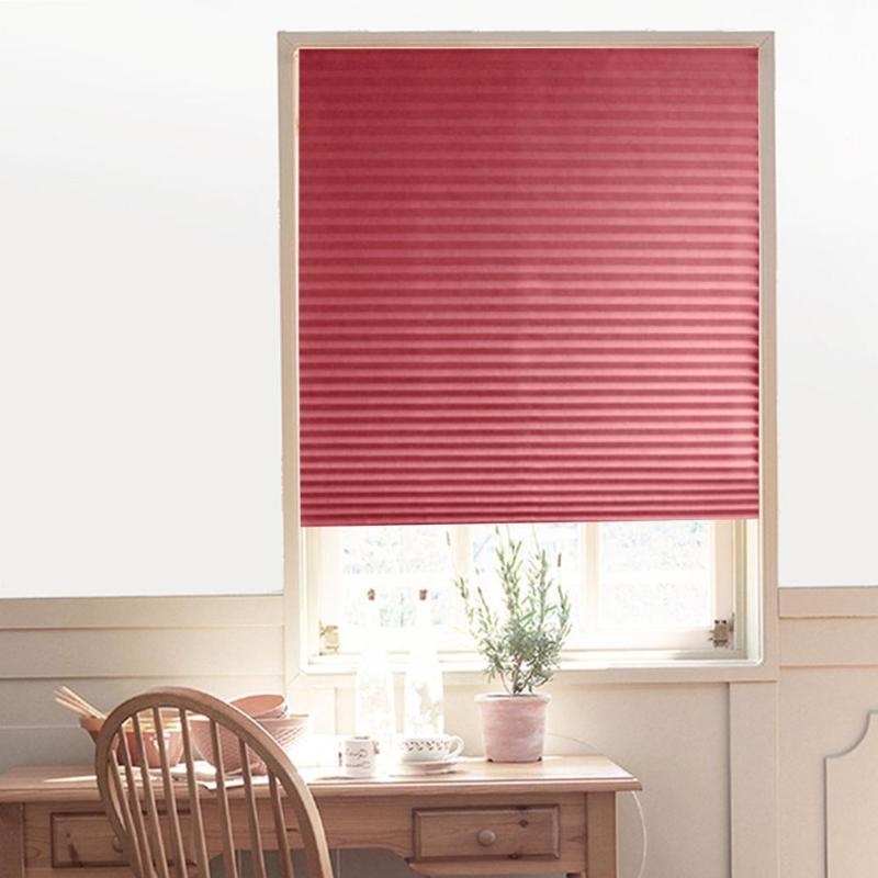Blackout Window Curtains Self Adhesive