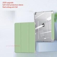 For iPad Air 1 Air 2 Case 10.2 2019 / mini 5/ Air 3 10.5 / 9.7 2016 Funda for iPad 6th 7th generation for iPad 2020 air4 10.9