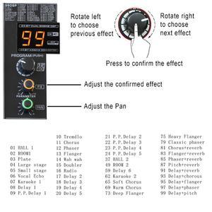 Image 3 - Freeboss MINI6 P 6 canaux puissance Console de mixage amplificateur Bluetooth enregistrement 99 DSP effet 2x170W professionnel USB Audio Mixer