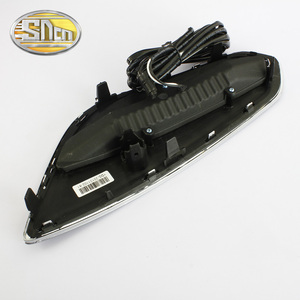 Image 3 - ボルボS60 V60 2011 2012 2013、ライトオフスタイルリレー防水マットabs車drl 12v led昼間実行sncn