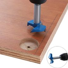 Concealed Hinge Bit Drilling Drill Power Tool DIY Woodworking Hole Opener(China)