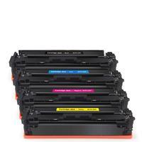 4PK Compatible Toner Cartridge for Canon 054 CRG 054 for Canon Color Image Class MF644Cdw MF642Cdw LBP622Cdw LBP620 Printer