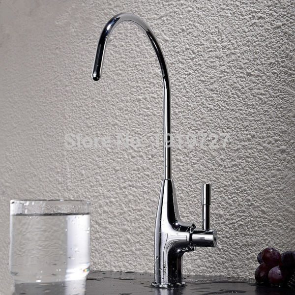 Vidric New Arrival Wholesale Replacement Tap Mode Style C Shape Vented Amway Ceramic Disc Water Filter Faucet Tap