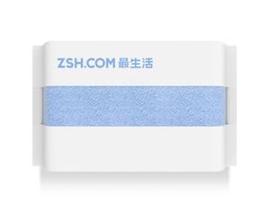 Image 5 - Original Youpin ZSH หนุ่มผ้าเช็ดตัว Polyegiene Antibacterical 100% ผ้าฝ้ายสูงดูดซับผ้าเช็ดตัวผ้าขนหนู Hand Hand 5 สี