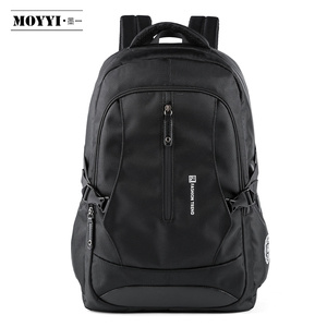 "Image 4 - MOYYI Men Travel Backpack Large Capacity Teenager Male Mochila Anti thief Bag 14 15.6 17.3"" Laptop Backpack Waterproof Bags"